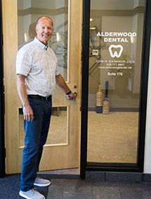 Dr. Shumaker | Alderwood Dental